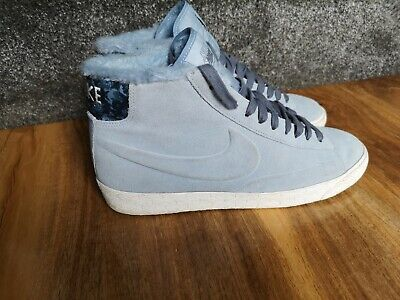 £24.99 • Buy Nike Blazer Mid Premium Womens Suede Lace Up Trainers, Size 7 UK GREAT 403729-40