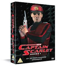 £3.99 • Buy Gerry Anderson's New Captain Scarlet:Series 1 (DVD Box Set)