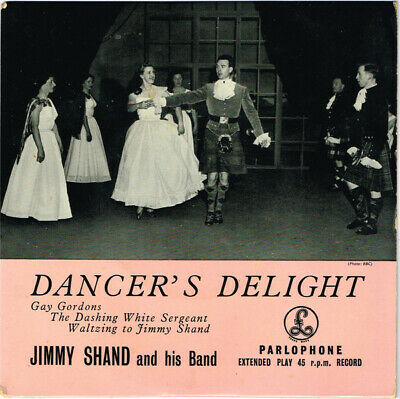 £13.44 • Buy Jimmy Shand And His Dancer's Delight Vinyl 7 .1450.