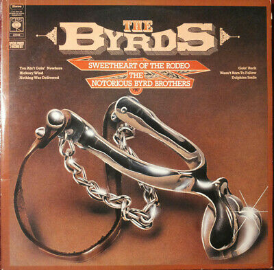 £14.40 • Buy The Byrds Sweetheart Of The Rodeo / The Notorious Byrd Brothers Vinyl .1085.