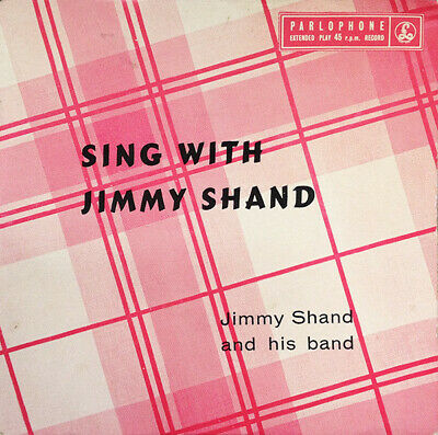 £6.12 • Buy Jimmy Shand And His Sing With Jimmy Shand Vinyl 7 .5783.
