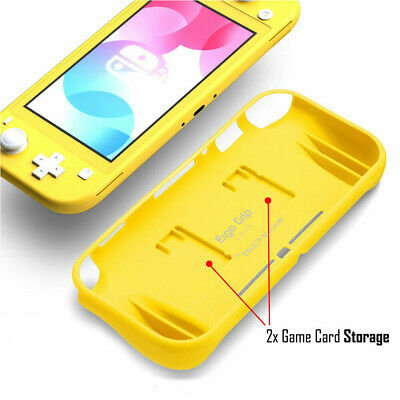 AU12.49 • Buy For Nintendo Switch Lite Case Grip Protective Cover Shockproof Accessories Soft