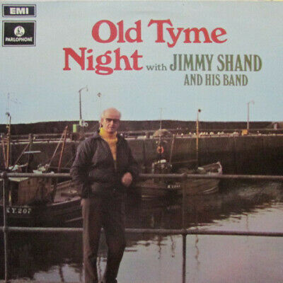 £17.27 • Buy Jimmy Shand And His Old Tyme Night Vinyl .5826.