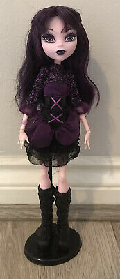 £15 • Buy Monster High Elissabat Frights Camera Action Doll & Stand In Vgc