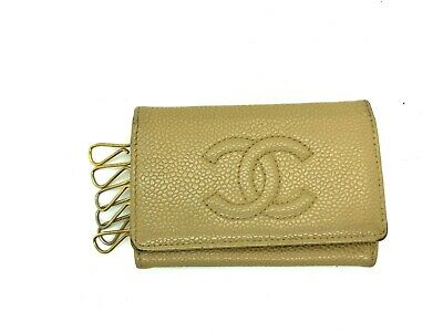 £76.46 • Buy Chanel 6-key Case Used 5418A Used