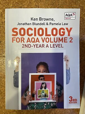 £8 • Buy Sociology AQA A Level Revision Guide