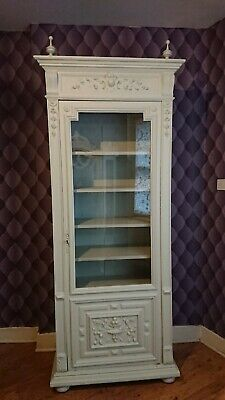 £200 • Buy French Style Hand Carved Sideboard - Antique Ivory - Shabby Chic Furniture