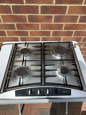 £50 • Buy Neff Gas Hob Stainless Steel