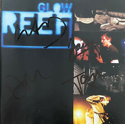 AU45.74 • Buy Reef - Glow Signed Autographed Cd