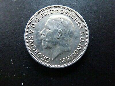 £5 • Buy George V Silver Sixpence Dated 1933, Very High Grade EF+