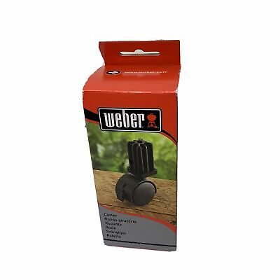$ CDN15.82 • Buy Weber Caster Wheel Weber-Gas Charcoal Grills Replacement Part Grilling Accessory