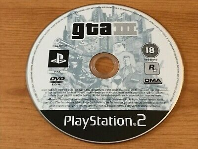 £3.99 • Buy Grand Theft Auto 3 GTA PS2 Disc Only