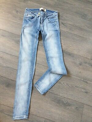 £2.99 • Buy Pull And Bear Size 8 Jeans 30leg Great Condition 🔥