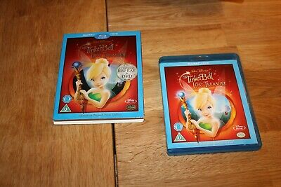 £1.71 • Buy Tinkerbell And The Lost Treasure , Blu-ray UND DVD