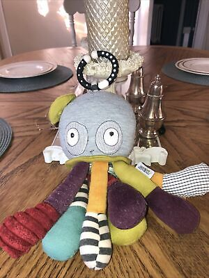 £1.99 • Buy Mamas And Papas Octopus Activity Soft Toy Comforter