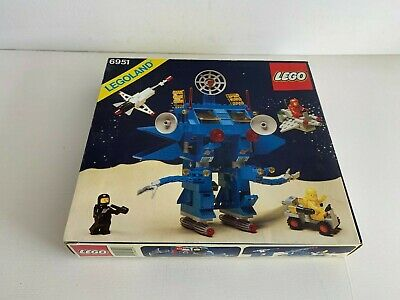 £8.50 • Buy Lego Vintage Space 6951 Robot Command Centre - 100% Complete, Boxed - Near Mint