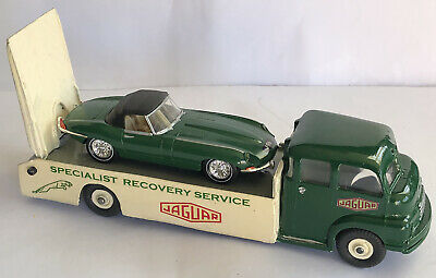 £24.99 • Buy Dinky Car Transporter Jaguar Recovery Truck 956 & 982 Code 3 & Boxed E Type Dy-1