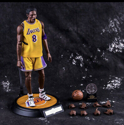 $256.80 • Buy One Only! NBA - Kobe Bryant 1/6th Scale Action Figure #NEW With Autograph