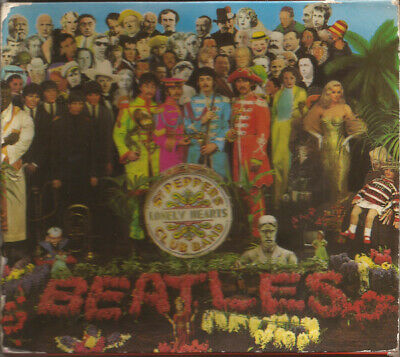 £4.99 • Buy Beatles Sgt. Pepper's Lonely Hearts Club Band CD A Day In The Life/Lovely Rita