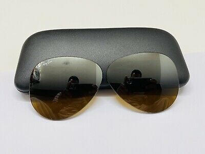 £20 • Buy Vintage Ray-Ban Aviator Lenses Bausch& Lomb Sunglasses B15 Mirrored 62mm Used!!!