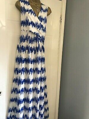 £5.40 • Buy Ladies  Phase Eight   Stunning Long Maxi  Summer  Dress  Size 18 New