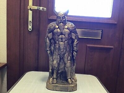 £2000 • Buy Viking Statue Very Rare Can't Find Another One Weighs 1 Half Stone