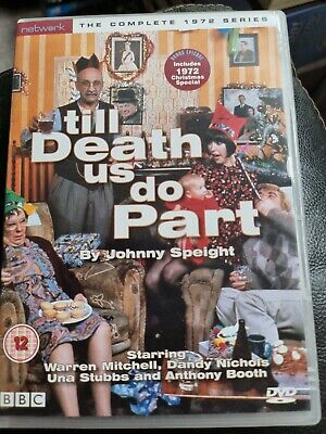 £17.98 • Buy Till Death Us Do Part: Complete 1972 Series [DVD]