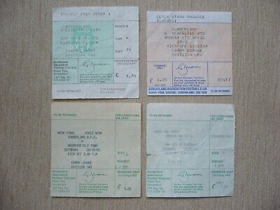 £2.30 • Buy SUNDERLAND V MANCHESTER UNITED OR ROCHDALE 1985/86 FA CUP TICKET STUB