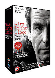 £14.75 • Buy Wire In The Blood - Completely Wired + Prayer Of The Bone DVD Boxset