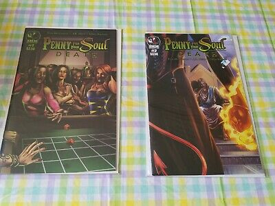 £14.31 • Buy Penny For Your Soul Death #1 And #2 (Lot Of 2) -  BDI Comic Books