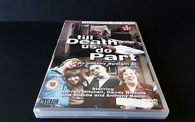 £3.15 • Buy Till Death Us Do Part The Complete 1974 Series  DVD 2 Disc Set