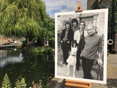 £143 • Buy Rare Rolling Stones At Home Photograph