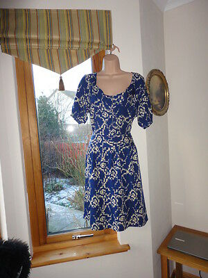 £9.95 • Buy Folky Button Dress From Ruby Rocks, Size S, New Without Tags,RRP£48