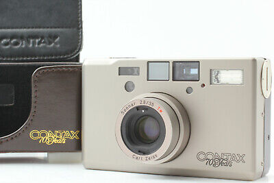 $ CDN2608.34 • Buy [Near Mint Case] CONTAX T3 70th Limited Edition Double Teeth Camera From Japan
