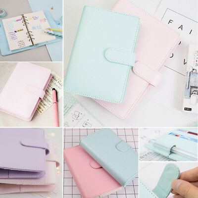 £7.53 • Buy Portable A5 Journal Notebook Refillable Notepad Diary Vintage PU Leather Travel