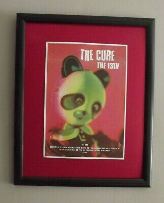 £3.50 • Buy The Cure-The 13th Original UK Press Advert 1996