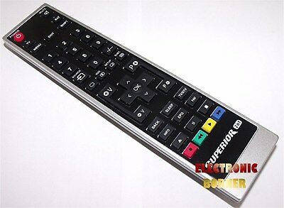 $16.93 • Buy New Product Replacement Remote Control Fits Maax TV Maaxtv LN5000HD