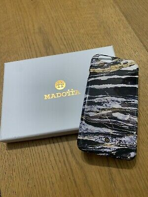 AU14.76 • Buy MADOTTA   BLACK & GOLD MARBLE  IPHONE  6 / 6s CASE      MUST L@@K