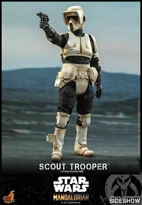 $ CDN361.05 • Buy Hot Toys Star Wars The Mandalorian  Scout Trooper TMS016 1/6 Scale 12  Figure