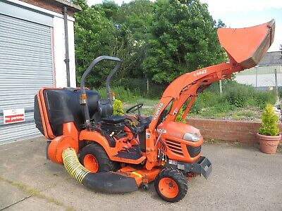£8995 • Buy Kubota Bx2350 Compact Tractor,loader,diesel Ride On Tractor Mower,lawn Tractor