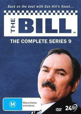 £82.19 • Buy THE BILL - THE COMPLETE SERIES 9 {Region 0 DVD}