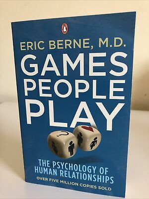 £2.50 • Buy Games People Play: The Psychology Of Human Relationships By Eric Berne...