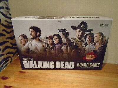 £7.99 • Buy The Walking Dead Zombie  Board Game Used Once