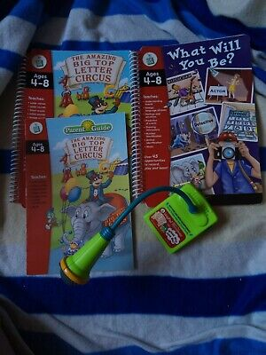 £6 • Buy Leapfrog Microphone And 2 Books