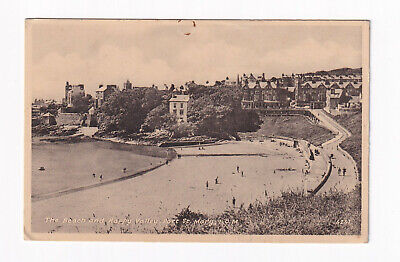 £2.99 • Buy Printed Postcard, The Beach And Happy Valley, Port St Mary. Isle Of Man