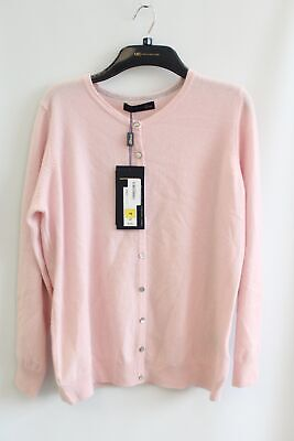£14.50 • Buy Women's M&S COLLECTION Pale Pink Pure Cashmere Cardigan UK16 BNWT - C37