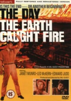 £10.99 • Buy The Day The Earth Caught Fire <Region 2 DVD>