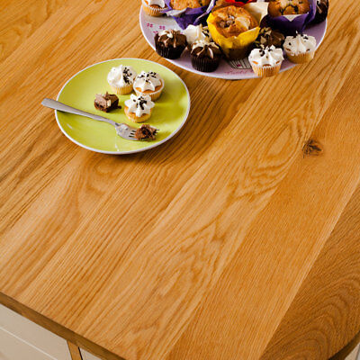 £50 • Buy Full Stave Oak Worktops - Solid Wood Breakfast Bars, Kitchen Counters And More