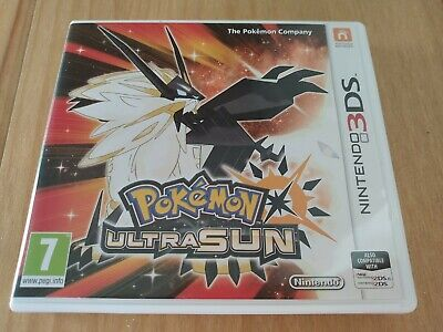 AU49.79 • Buy Pokemon Ultra Sun 3DS Game, Boxed With Leaflets Etc.