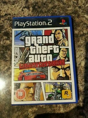 £5.99 • Buy Grand Theft Auto: Liberty City Stories (PS2, 2006) Complete
